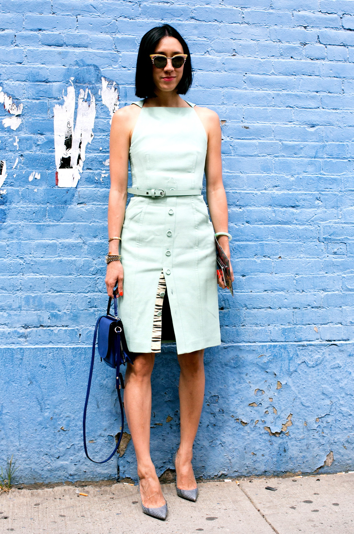 How to Wear Pastel Colors Street Style Ideas 2 f1cd9