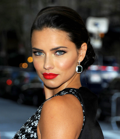 ADRIANA LIMA GET THE LOOK EDITED