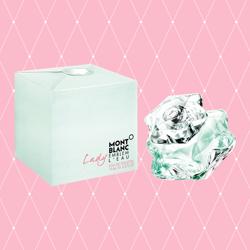 PACKAGING LADY L EAU EDT 75