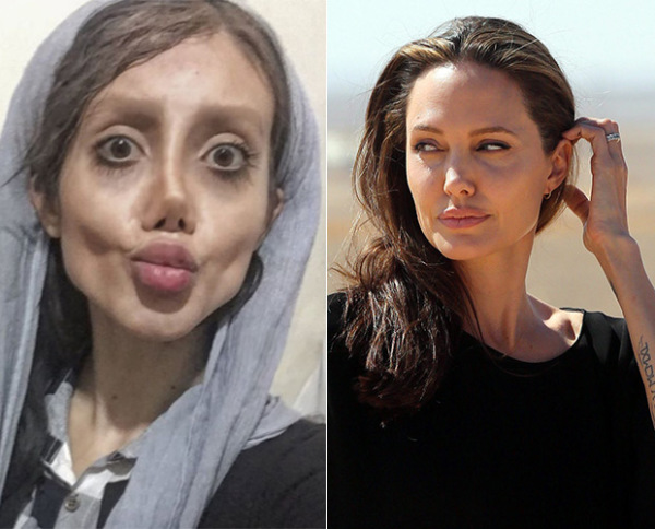 angelina jolie look alike embed