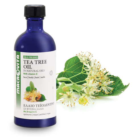 MACROVITA OILS TEA OIL