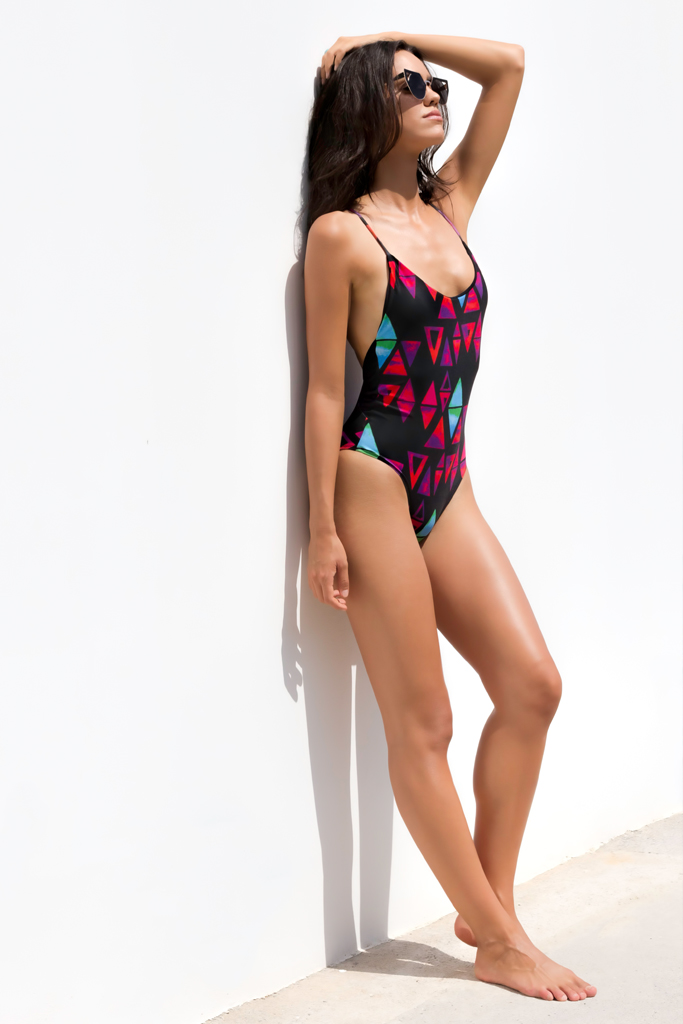 Zebras and Libras Mira Orionis swimwear swimsuit one piece cover