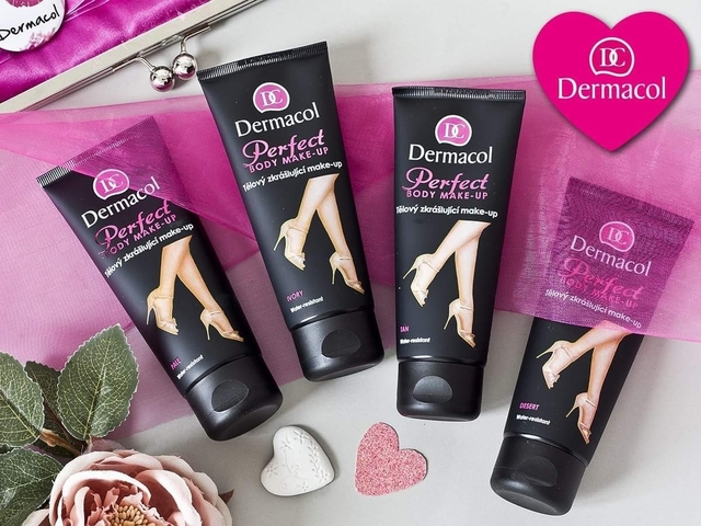 dermacol perfect body make up maquillaje para cuerpo D NQ NP 830905 MLM27533598812 062018 F