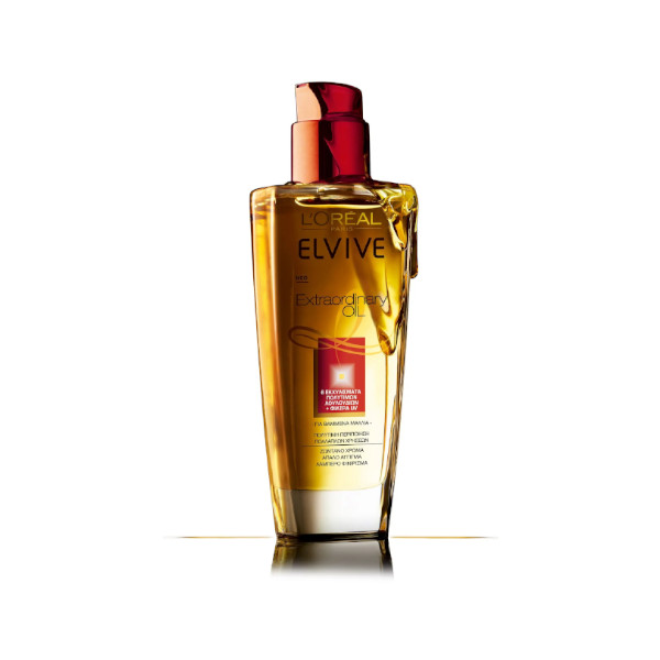 L Oreal Paris Elvive Extraordinary Oil Colored Hair