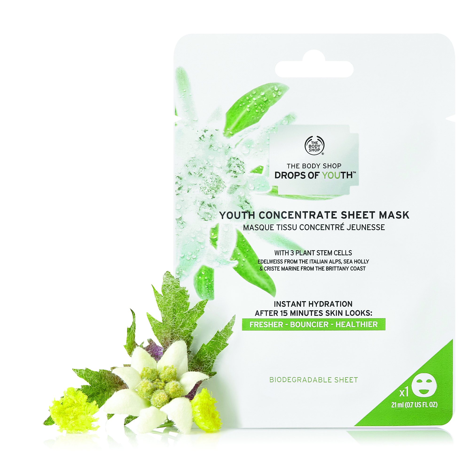 Drops of Youth Youth Concentrate Sheet Mask 1