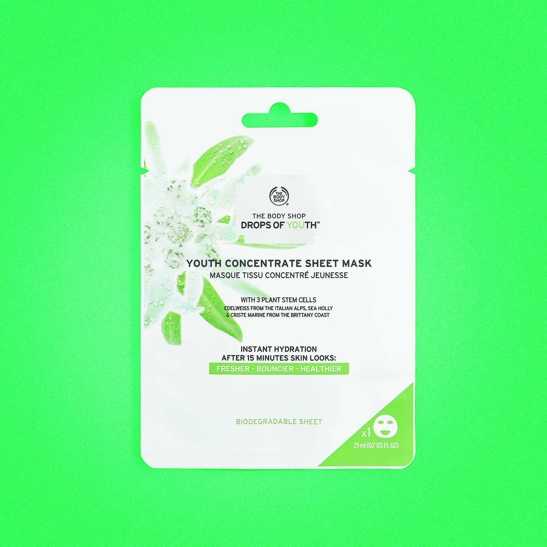 Drops of Youth Youth Concentrate Sheet Mask 3